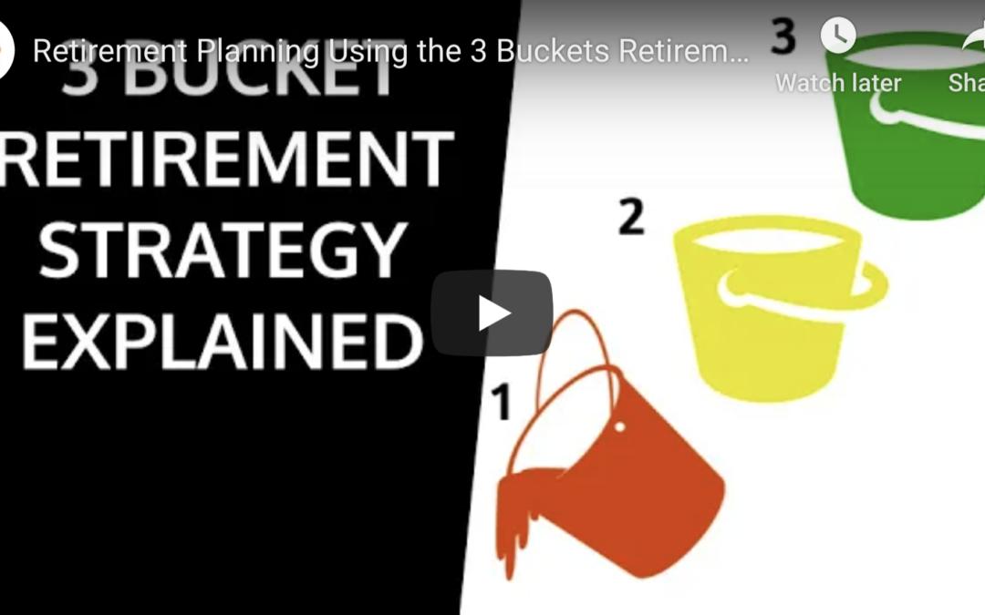 The Three-Bucket Strategy