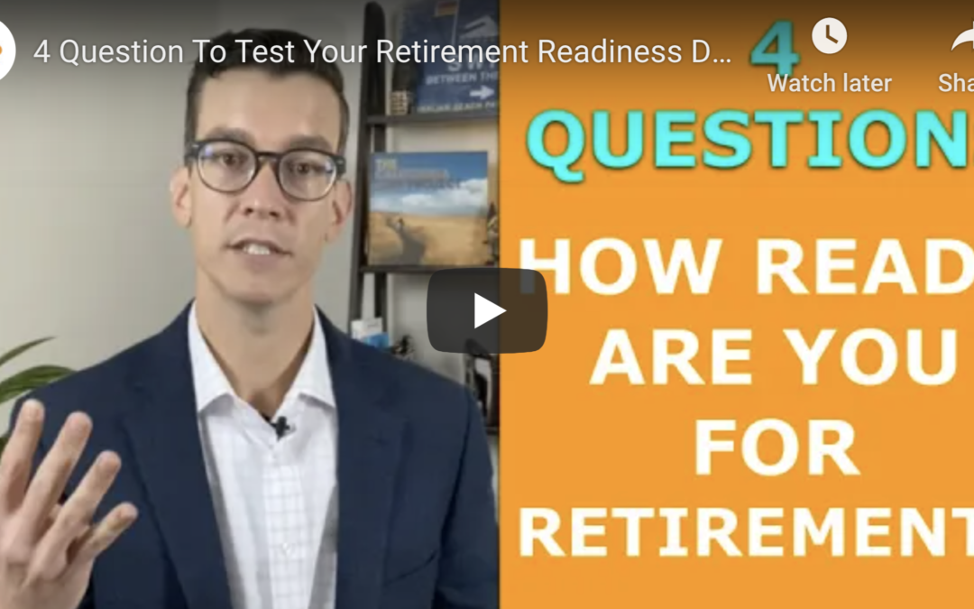 Four Questions to Test Your Retirement Readiness During Turbulent Times