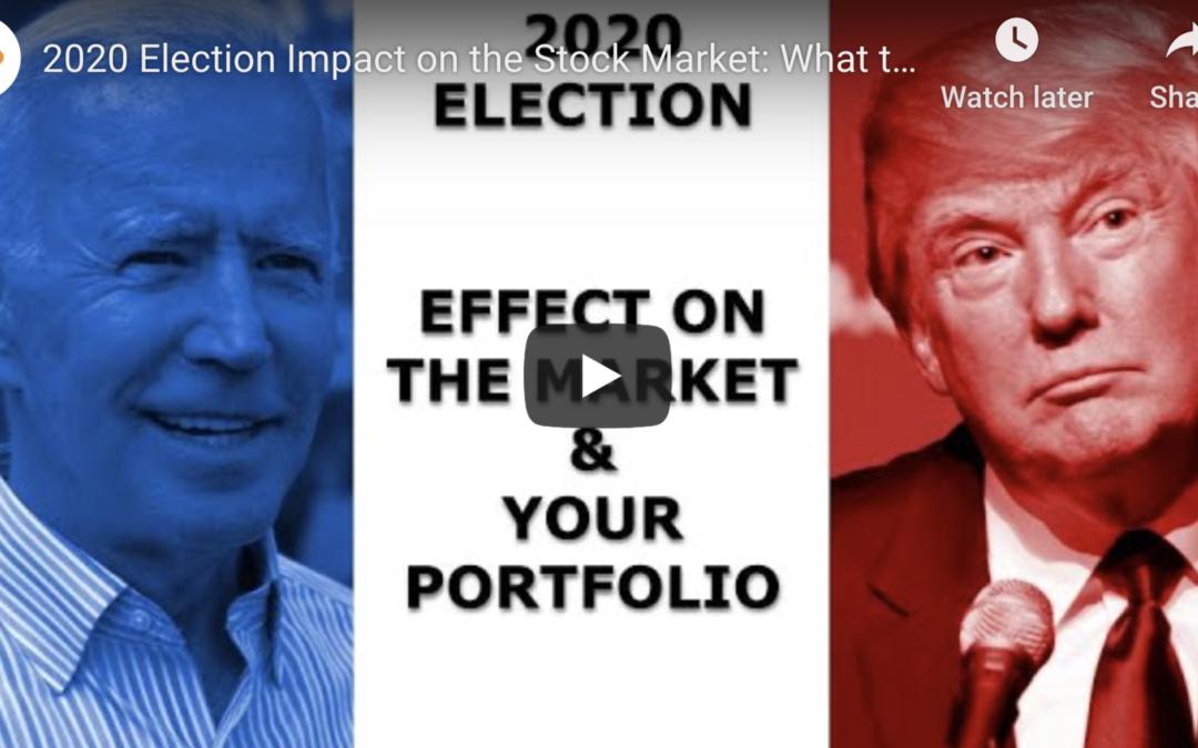 Trump v Biden 2020 Election: How Will It Impact My Retirement